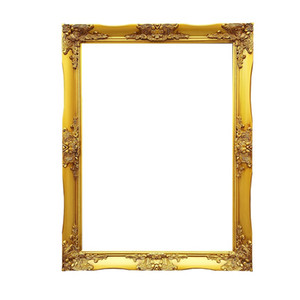 Retro oil painting frame meter box decoration wedding photo frame cross stitch framed custom size picture