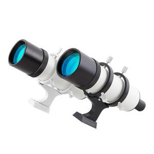 50MM مكتشف نطاق مع الصليب الشعر شبيكة سبيكة HD Finderscope في مختلف التكبير الفلكية اكسسوارات تلسكوب