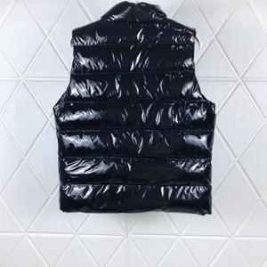Мужские Vest пальто на молнии Светоотражающие вскользь Trench Толстовка Мужчины Женщины ветровка пальто Мода куртки жилет Tops