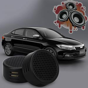 Универсальный High Efficiency Mini Dome Tweeter Громкоговоритель 2x 500W динамик Super Power Audio Sound Клаксон Tone для автомобиля
