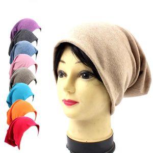 Örme Şapka Yetişkin Şeker Renkli Kafa Kap Spor Sokak Hip Hop Rahat Caps Gevşek Ayarlanabilir Örgü Pamuk Şapkalar Erkekler ve Kadınlar için DHC4380