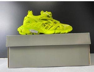 dos homens novos de grife e sapatos de corrida das mulheres, esportes dos homens e sapatos para caminhadas de lazer, sapatos desportivos verdes, sapatos de festa de casamento