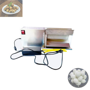 Electric quail egg peeling machine commercial stainless steel quail egg peeling machineSemi-automatic Quail egg shelling machine