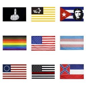 كولومبيا غرفة العلم الوطني الشنق الديكور. شحن مجاني 3X5 FT 90 * 150CM المعلقة كولومبيا العلم الوطني الديكور المنزلي راية # 270