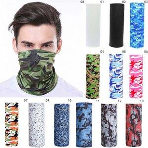 Outdoor-Wind-Kopftuch UV-Maske Kopfschmuck und Ski-Angelreiten Tarnung Kletterschal MRBBEF