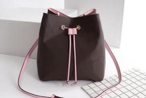 5Color deri moda ünlü omuz çantası Bez desi çanta presbiyopik alışveriş çantası çanta messenger çanta NEONOE