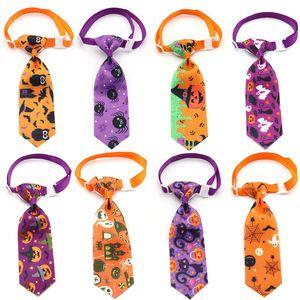 moda Halloween pet Bow Tie cães e gatos suprimentos engraçados roupas para cães gravata borboleta roupas para cães ajustável w-00274