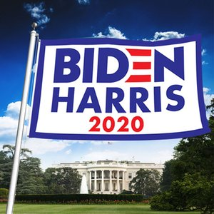 Joe Biden Harris bandiera degli Stati Uniti Elezione Supplies Flag Biden For President 150 * 90 centimetri Flag OWE1011