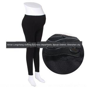 y0akh 1Dayn sottile coreana di maternità pantaloni stretti stile abiti abiti maternity leggings in gravidanza abbigliamento delle donne Granyixiu delle donne in stato di gravidanza 9