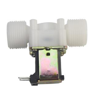 G3 / 4 DC12V 솔레노이드 밸브 물 분배기 장치 일반적으로 닫힘 입력 PP