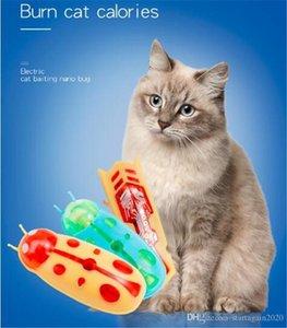 15pcs / Lot Creatura Nano Bug elettronici del cane del gatto animali giocattolo robotica insetti per bambini Candid accessori per la casa Giocattoli stupefacente dell'insetto Giocattoli