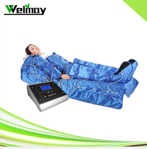 pressotherapy lymphatic drainage Air compression pressure massage Portable 3 in 1 far infrared ems body slimming machine