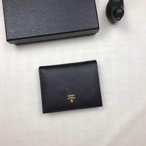 Clásico de alta calidad tarjeta de diseñador para mujer titular de la cartera monedero Monederos Emilie Fold pasaporte titular de la clave de la bolsa de compras libre con la caja