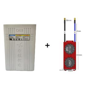 4pcs / Lot CALB LiFePO4 Batterie CA100 3.2V 100Ah Zellen bauen 12V Lithiun Akku mit BMS