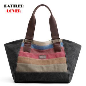 BATTLERLOVER Marke beiläufige Einkaufstasche Frauen Handtaschen Designer große Kapazitäts-Top-Griff Taschen Big