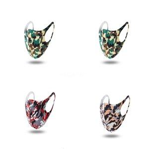3 f 1 1pcs Fa Máscaras capas a prueba de polvo facial Maske Er Ski Set Polvo Dener Impreso Mout Máscara adultos Famask E7M # 261 # 938
