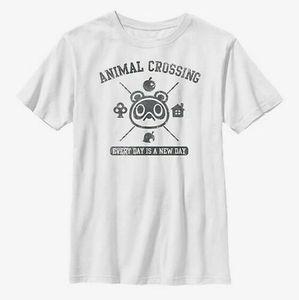 Animal Crossing Каждый день T-Shirt White