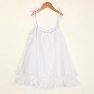 Toddler Kids Baby Girl Princess Party Clothes Lace Sleeveless Tulle Tutu Dresses baby girl clothes ropa bebe July30