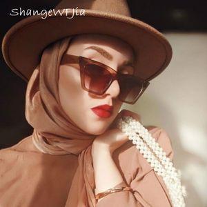 Fashion Women Sunglasses 2020 Brand Designer Women Grace Vintage Sun Glasses UV400 Big Frame Eyewear