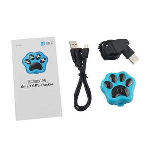 Trasporto libero! gps Pet Tracker RF-V30, impermeabile IP66 WIFI GPS GSM GPRS monitoraggio cani localizzatore