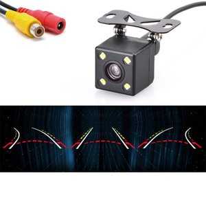 HD High quality CCD dynamic trajectory car rear view camera with good night vision