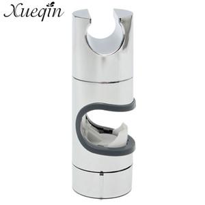 Xueqin 19-25mm Chrome doccia cassonetto Slider supporto registrabile del morsetto I titolari Staffa bagno forniture per la casa
