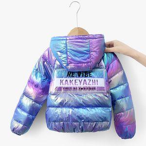 LZH-Baby-Windbreaker 2020 Herbst-Winter-Jacken für Mädchen Trenchcoat Kind-Oberbekleidung-Mantel für Mädchen Jacke Kinderkleidung X0923