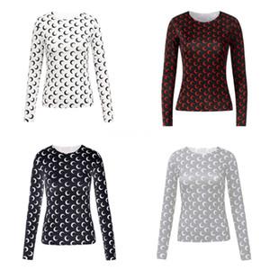 LCW 새로운 패션 공사 사무소 시스 달 셔츠 우아한 빈티지 가짜 Twinset 패치 워크 대비 폴카 도트 옷깃 벨티드 착용을 여자 # 946