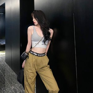 20ss women pants classic sports Leggings trousers comfortable high quality breathab perfect Girly temperament embodiment pants for male