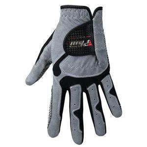 Men's Glove Micro Fiber Soft Left Hand Anti-skidding Non slip particles Breathable Glove