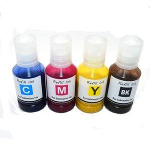 127ml / pc 4 colori a sublimazione di inchiostro per Eco serbatoio ET-7700 / ET-7750 L7180 L7160 L7188 stampanti