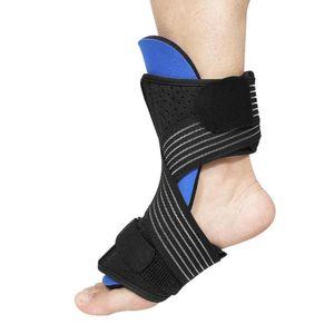 2020 New Plantar Fasciitis Night Splint Adjustable Night Support Foot Drop Orthotic Brace Breathability Training Suit