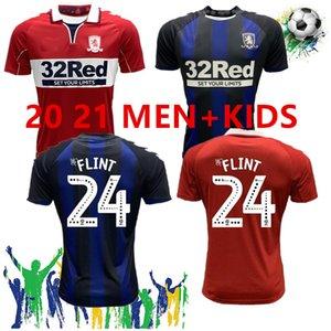2020 2021 MIDDLESBROUGH 20 21 jérsei de futebol Ashley Michael Fletcher 11 FLINT 24 ASA camisas 26 ASSOMBALONGA 9 casa longe de futebol