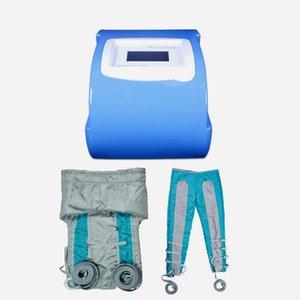 Full Body 4 In 1 Far Infrared presoterapia Pressoterapia Professional Magro Detox do pé de compressão Massager Pressoterapia