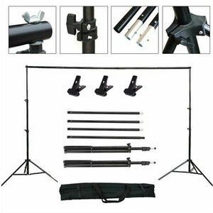 ZUOCHEN 2x3m Photography Studio Background Backdrop Support System Set Stand Crossbar
