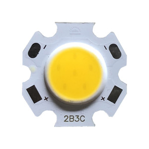 15pcs Lot 3W 5W 7W 10W LED Source Chip High Power LED COB Side 11mm Light Bulb Light Lamp Spotlight Down Light Lamps COB Chip