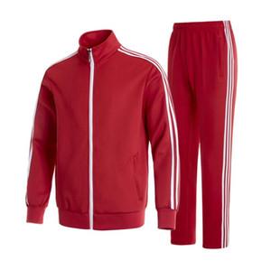 20SS 패션 남성 디자이너 운동복 스웨터 정장 남성 스포츠 셔츠 땀 정장 코트 남자 재킷 코트를 추적하는 여자