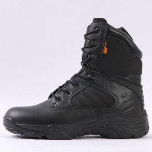 chaussures d'alpinisme et de la guerre Guerre Delta haute-top combat bottes tactiques alpinisme chaussures en plein air 07 desert boots