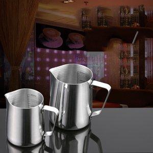 Vapor jarro 12 oz Espumar Pitcher Espresso espuma de leite jarro de café espuma de leite Copa do Cappuccino