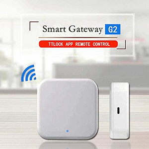 Bluetooth WiFi Gateway Пароль отпечатков пальцев Пароль Smart Electronic Door Lock Home Bridgelock App Control Gateway Hub