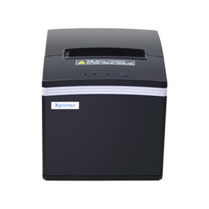 Xprinter XP-N260H 80mm oto kesici Yazıcı Termal-Makbuz-Yazıcı USB + RS232 + LAN bağlantı noktası