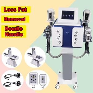 Klinik Güzellik Ekipmanları için Cryolipolysis Yağ Freeze Makinası Lipo Lazer Kriyoterapi 40K Kavitasyon RF zayıflama makinesi
