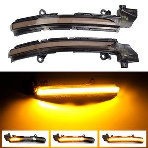LED dynamique CLIGNOTANTS Lumière vive Flasher Feu clignotant Eau clignotant pour Jaguar XE XF XJ F-Type XK XKR I-Pace X250 X260