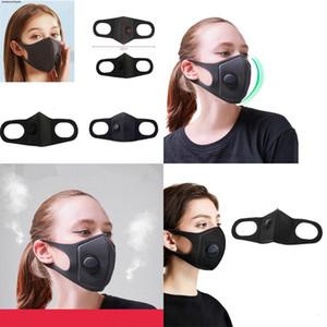 mümkün Esnek ve Gerçekçi Kadın Face Valve ile 2 Karbon Filtre Maskeleri Yıkanabilir Maske B37w V9MG