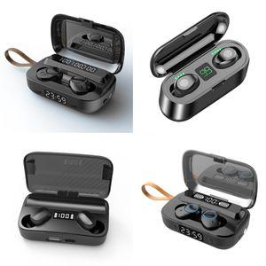 Pas cher Touch Control I12TWS sans fil Bluetooth écouteurs casque avec charge Box Casques d'écoute avec micro pour iPhone Android Tous les téléphones intelligents # 5001