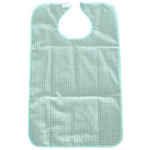 2-Pack Adult Lätzchen, Kleidung Protector- Wasserdicht für Männer Frauen Essen, hält Mealtime Ordentlich