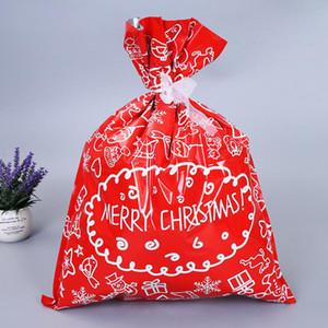 Noel Baba Yılbaşı Lucky Çanta Hediye Çanta Tatil Partisi Hediye Sürpriz Bayram tatili Kar tanesi Şeker