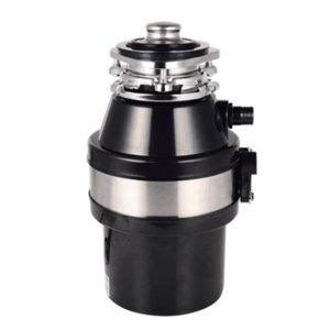 220V Garbage Processor Garbage Disposer Household Kitchen Automatic Disposer Meal Kitchen Sink Waste Crusher