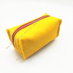Aber Top Quality Mulheres Viagem Cosmetic saco impermeável bonito Cores maquiagem mulher sacos de armazenamento de Higiene Pessoal Portátil Bag Organizador Caixa Com Handle