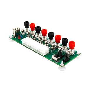 20/24 Breakout Modulo Pins ATX PC Power Adapter Connettore di alimentazione del computer alimentazione Per desktop da banco PC computer di bordo